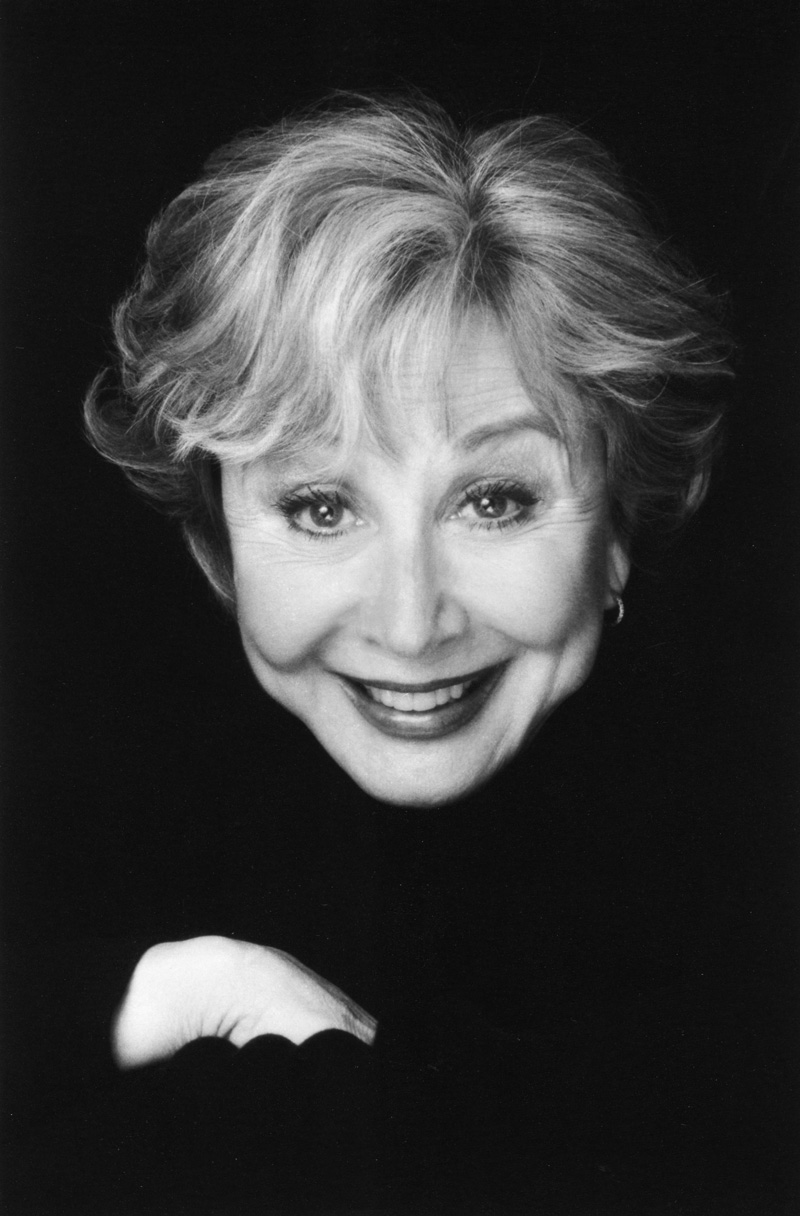 "Michael Learned (of ""The Waltons"")..."
