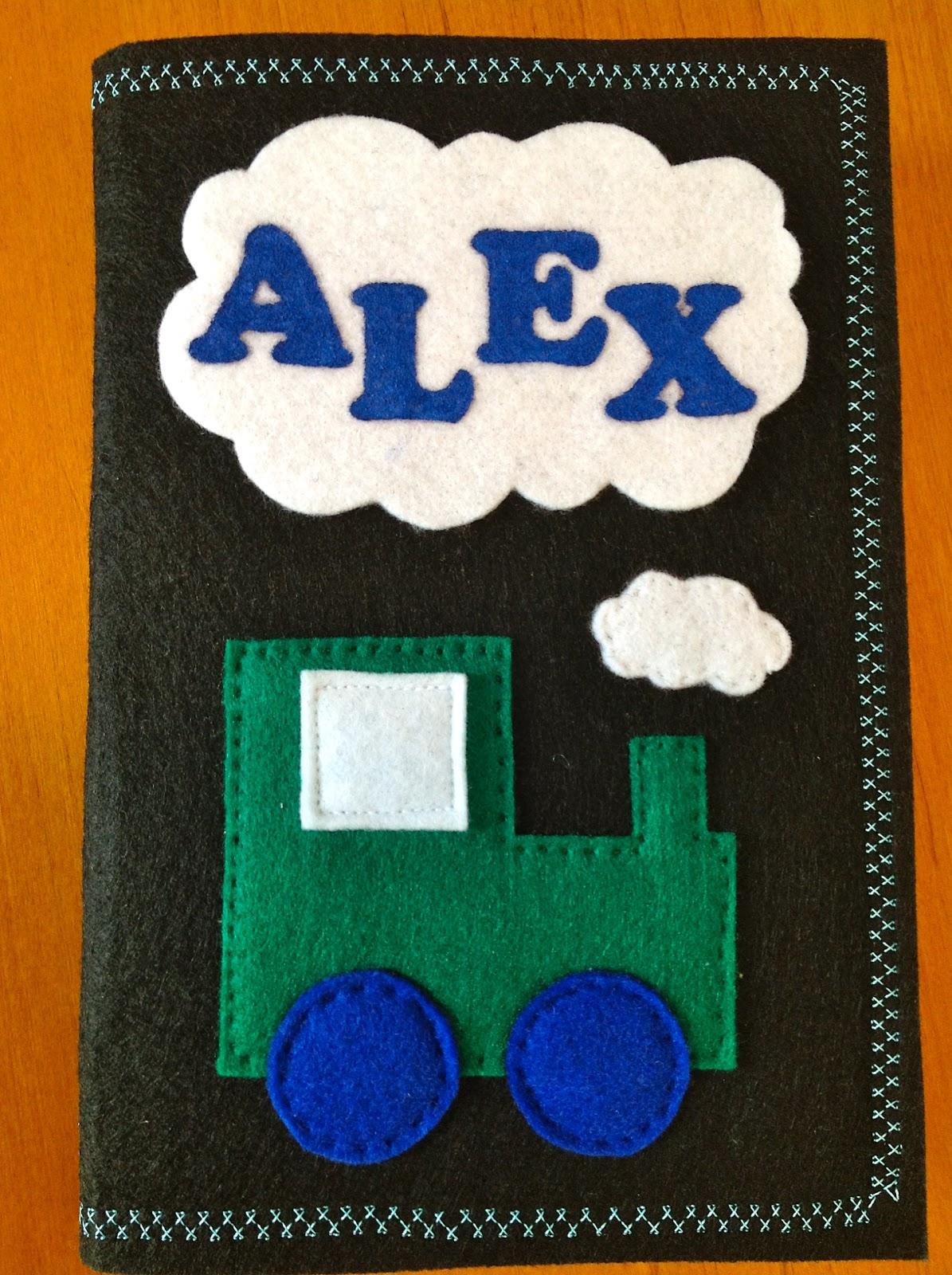 Plunket Book Cover Pattern ~ Crafty mum nz plunket book cover alex