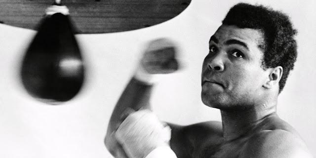 8 уроков от Мохаммеда Али