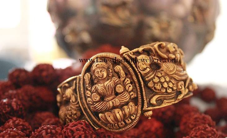 Nagas Lakshmi Kada Bangle