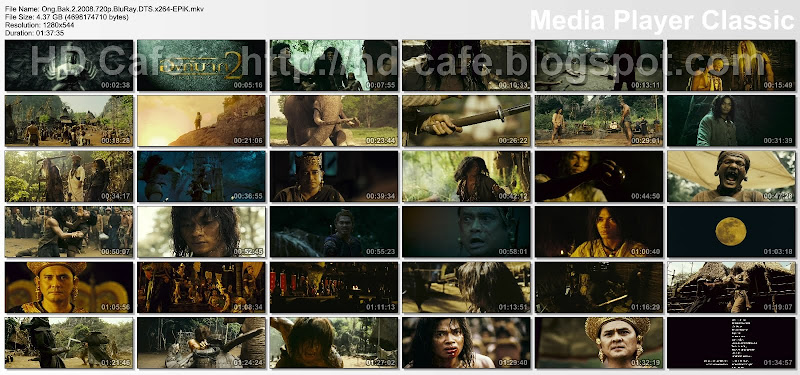 Ong Bak 2 2008 video thumbnails