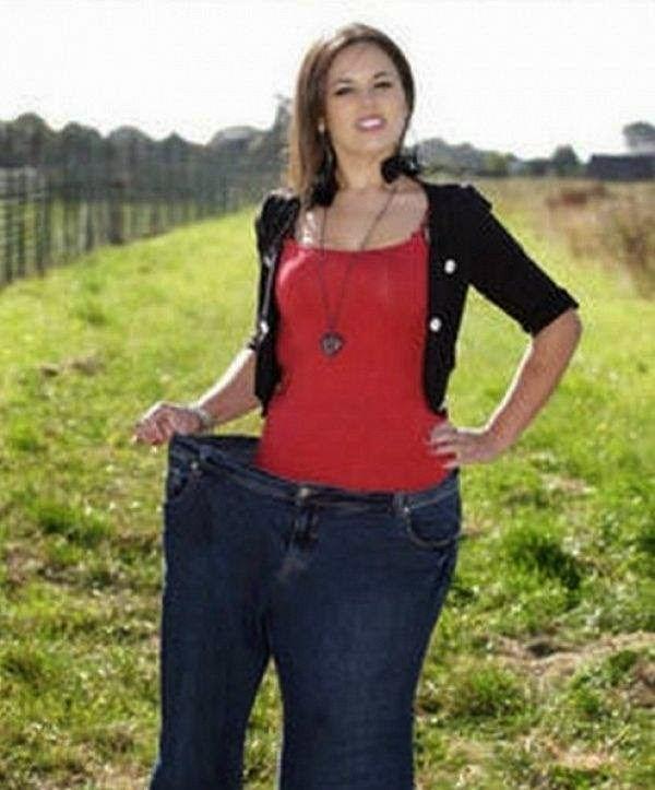 صور فتاة فقدت إلى وزنها 70 كيلو