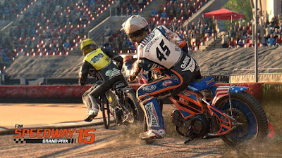 FIM Speedway Grand Prix 15-RELOADED Terbaru For Pc