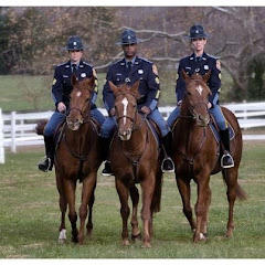 The Delaware State Police Mounted Unit