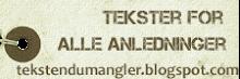 Norske Tekster