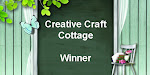 WINNER at Creative Craft Cottage