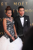 Liezel Garcia and Bugoy Drilon