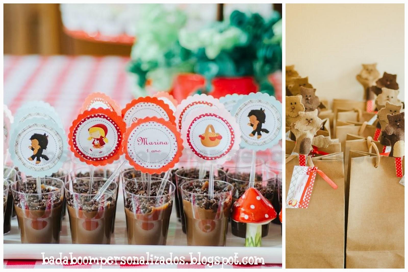 chapeuzinho vermelho, kit digital, personalizados, Kit Festa Digital Chapeuzinho Vermelho, Toppers, Rótulos Redondos, Tag de Docinhos, Tag de agradecimento, Cartão de agradecimento