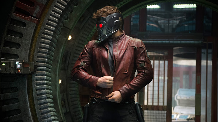 Star Lord Guardians of the Galaxy 2014