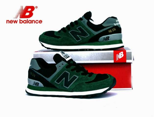 New Balance 574 Green Jade