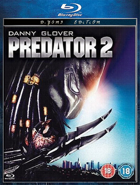 Predator 2 1990 Hindi Dubbed Dual Audio BRRip 300MB