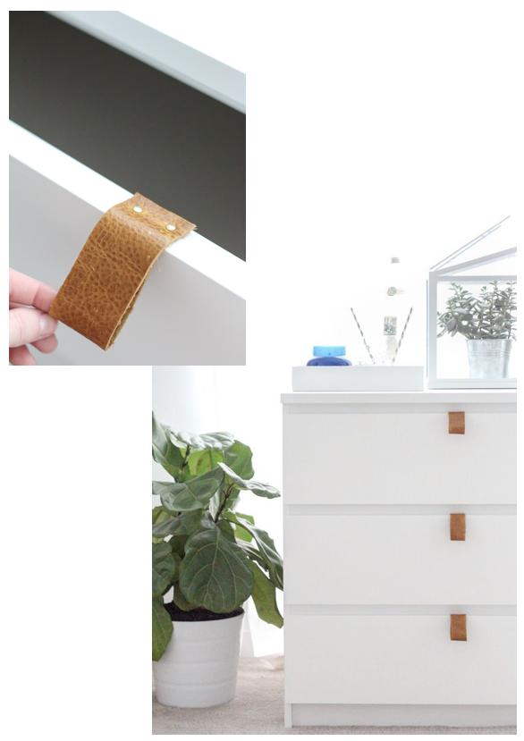 10 Rooms Trending Leather Drawer Pulls And Door Handles
