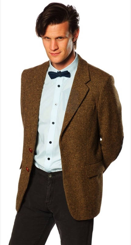 Making My 11th Doctor Costume: September 2013