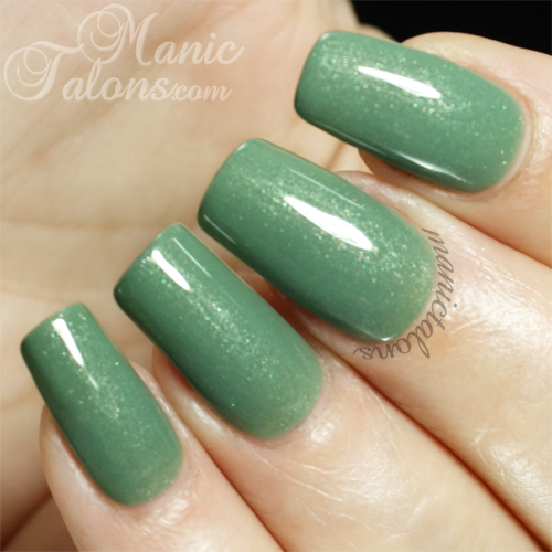 Revel Nail Gel Polish Blarney Swatch