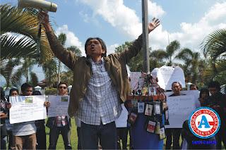 Kawan NTB Kecam Aksi Kekerasan Terhadap Pers