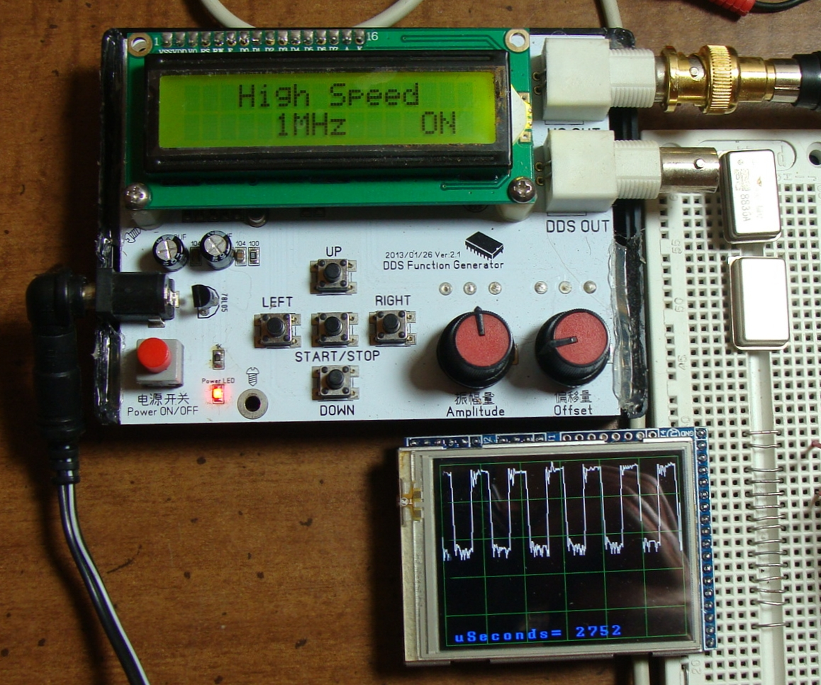 My commentary and technical help arduino msps dso