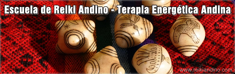 Escuela de Reiki Andino - Terapia Energética Andina