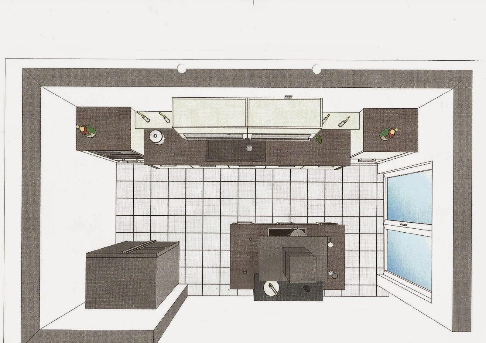 Baublog Heinz von Heiden! Unser Traum vom Haus: Die passende Küche ...