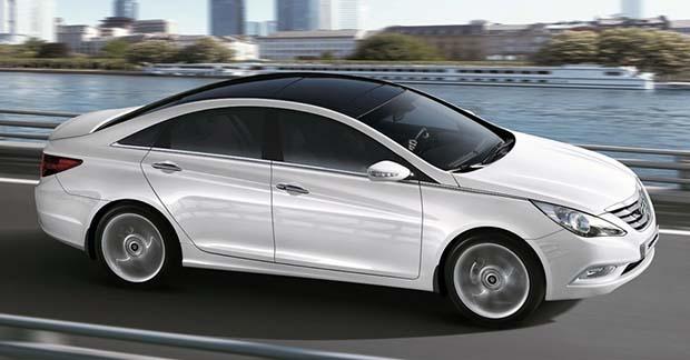 carro on Hyundai Sonata 2014