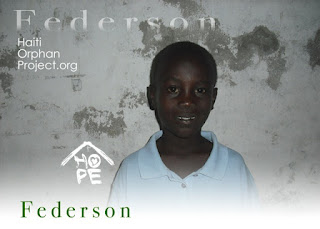Please Support The Haiti Orphan Project