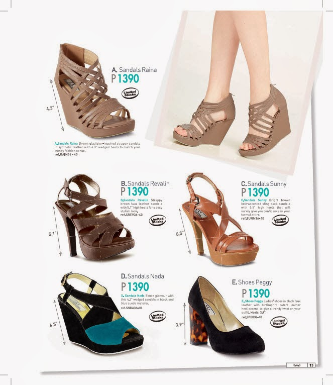 Sophie Paris Catalog: Sophie Shoes Collection November ...