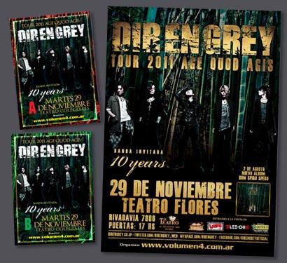 Dir En Grey 2011