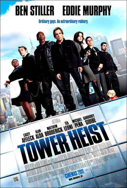 Tower Heist – Cam – 2011 (soul)