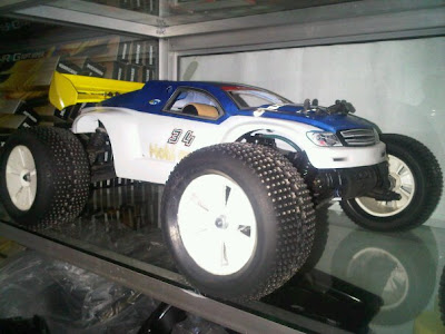 Mobil RC for offroad toy