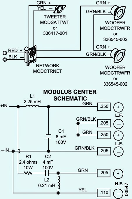 INFINITY MODULUS Sub Amplifier - Sub-100 HTS - Repair HELP | Electro ...