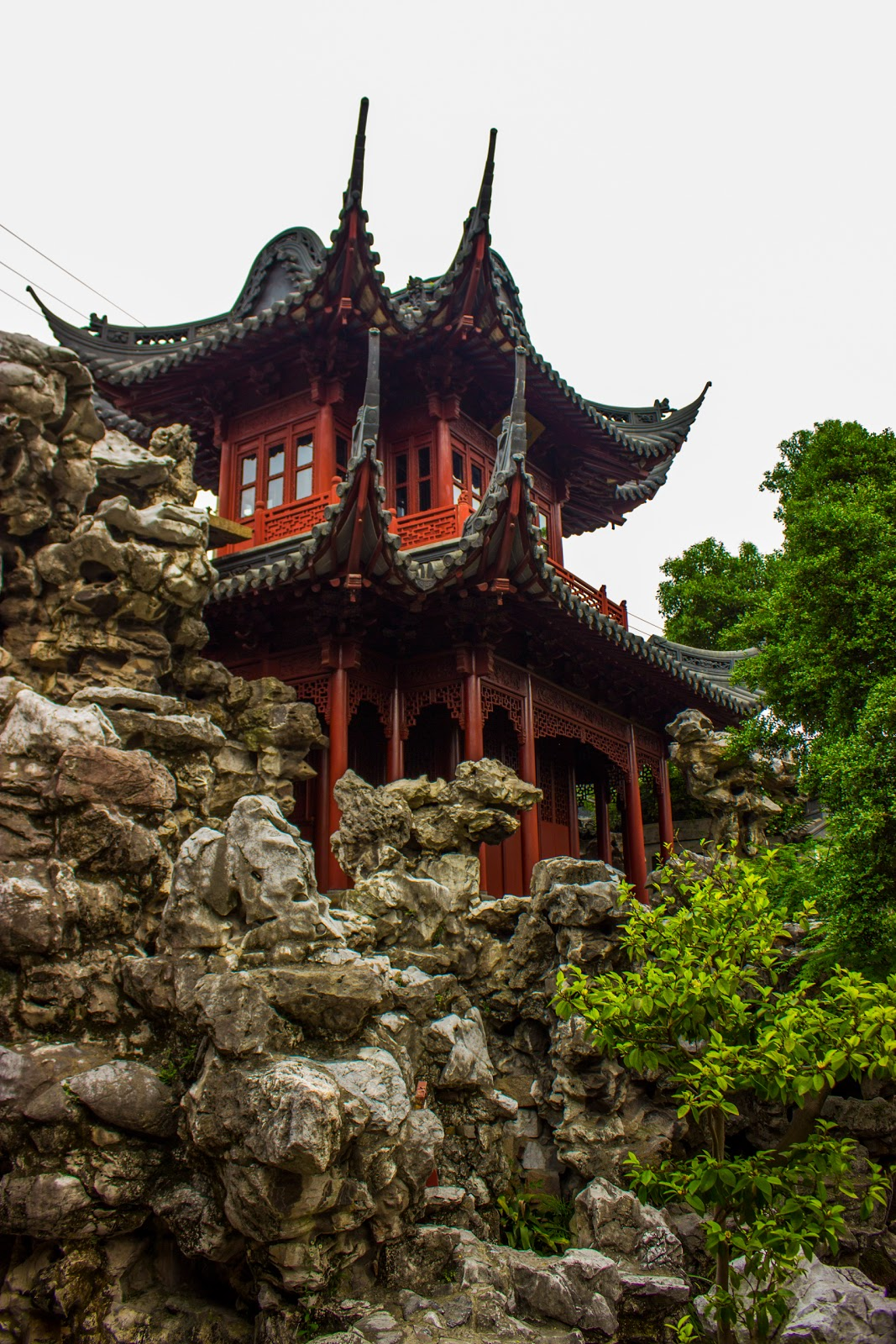 Yu Yuan Garden - Shanghai | The Adventures of The Curious Travelers