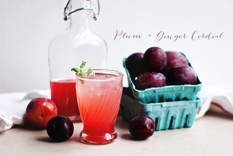 Plum and