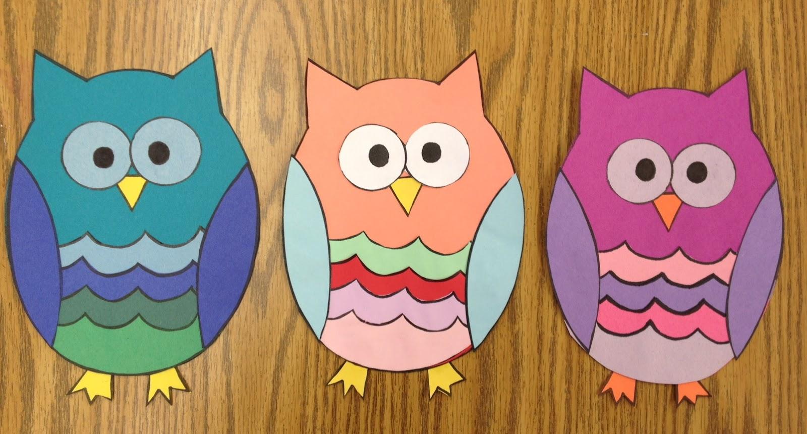 Owl craft paper gallery craft decoration ideas owl paper crafts image collections craft decoration ideas paper plate owl craft jeuxipadfo gallery jeuxipadfo Choice Image