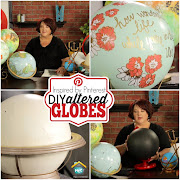DIY Altered Globes