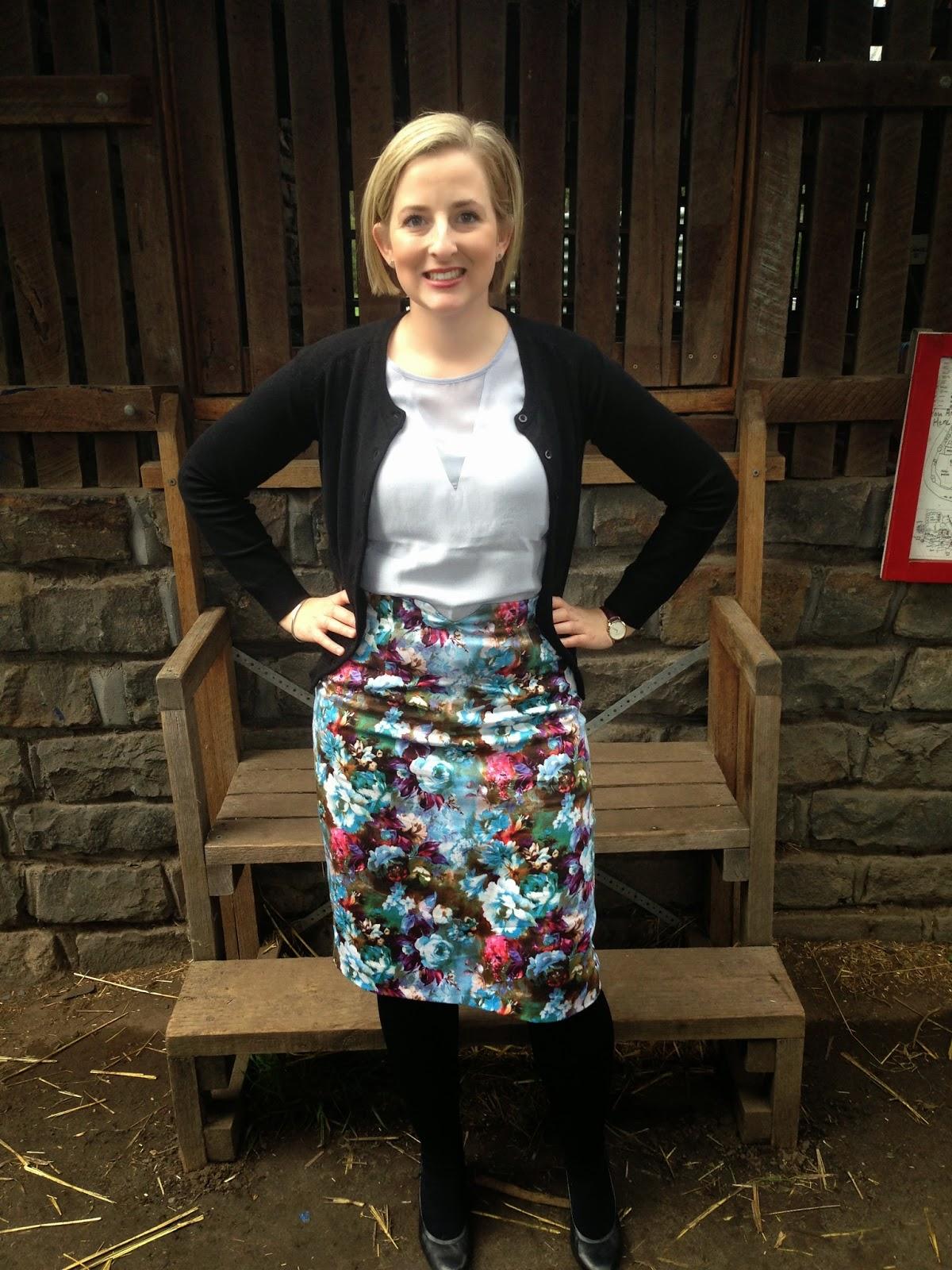 Bluegingerdoll Betsy Skirt