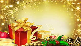 Special Holiday christmas gifts Wallpaper