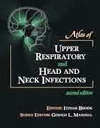 "Order Dr. Brook's book:""Atlas of upper respiratory and head and neck infections"""