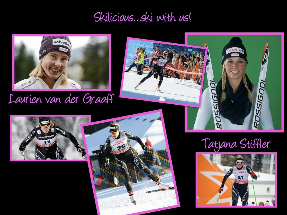 skilicious - ski with us...