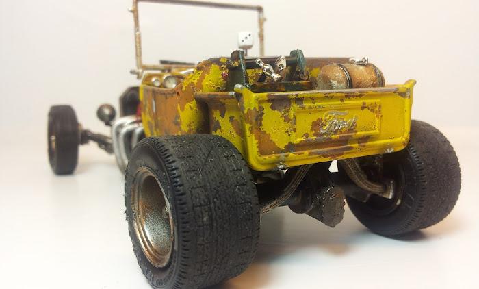 Ford T-Bucket 1925 Rat Rod 20150712_001916