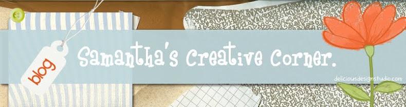 Samantha's Creative Corner
