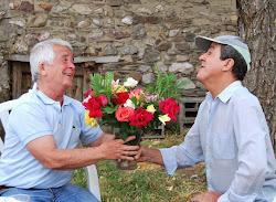 Juarros de Voltoya y San Lorenzo del Escorial se hermanan