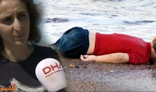 ماذا قال كرستيانو رونالدو  ومحمد صلاح عن الطفل السوري الغارق