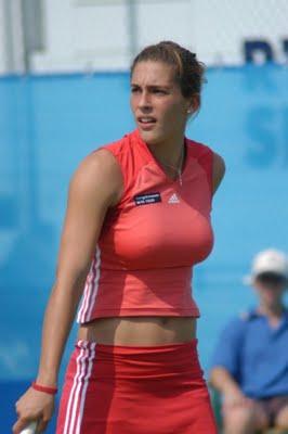 sexy female tennis players nipples