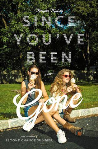 YA summer novel