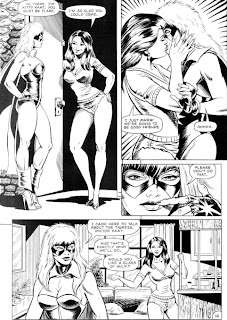 Page 16 of The Tigress #1 from Heroic Publishing
