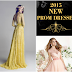 Prom Dresses 2015 in Daydream Colors
