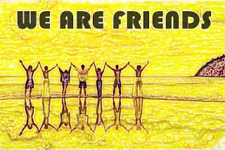 Dapat Teman Baru Bukan Berarti Teman Lama Dilupakan
