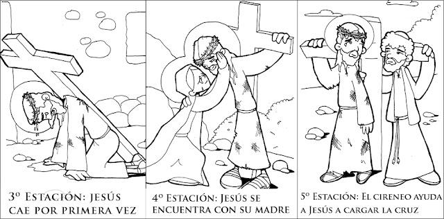 14 estacion viacrusis: