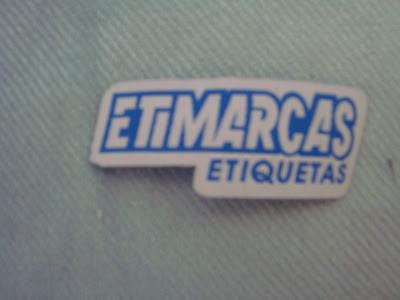 Etiquetas Bordadas.
