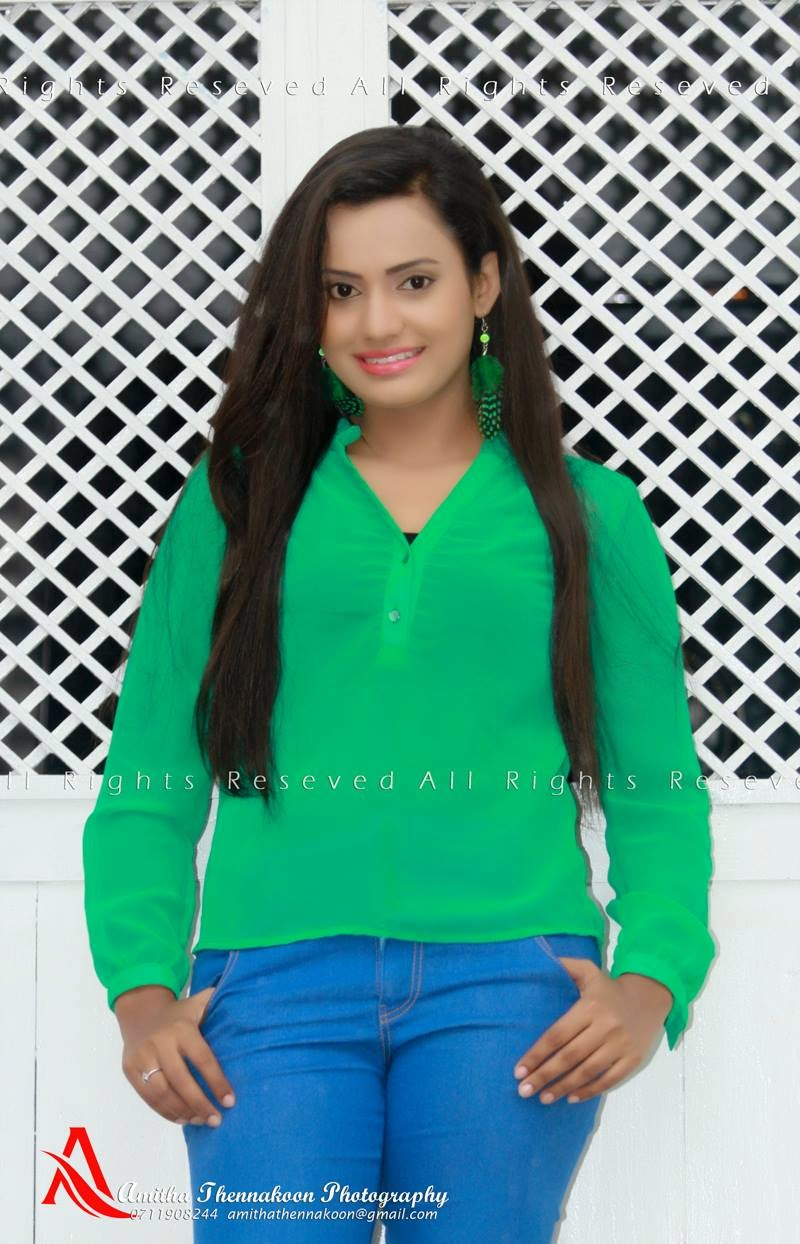 Chethana Ranasinghe green