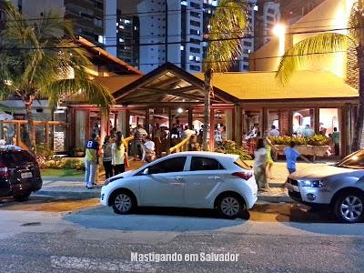 Coco Bahia Restaurante: Fachada